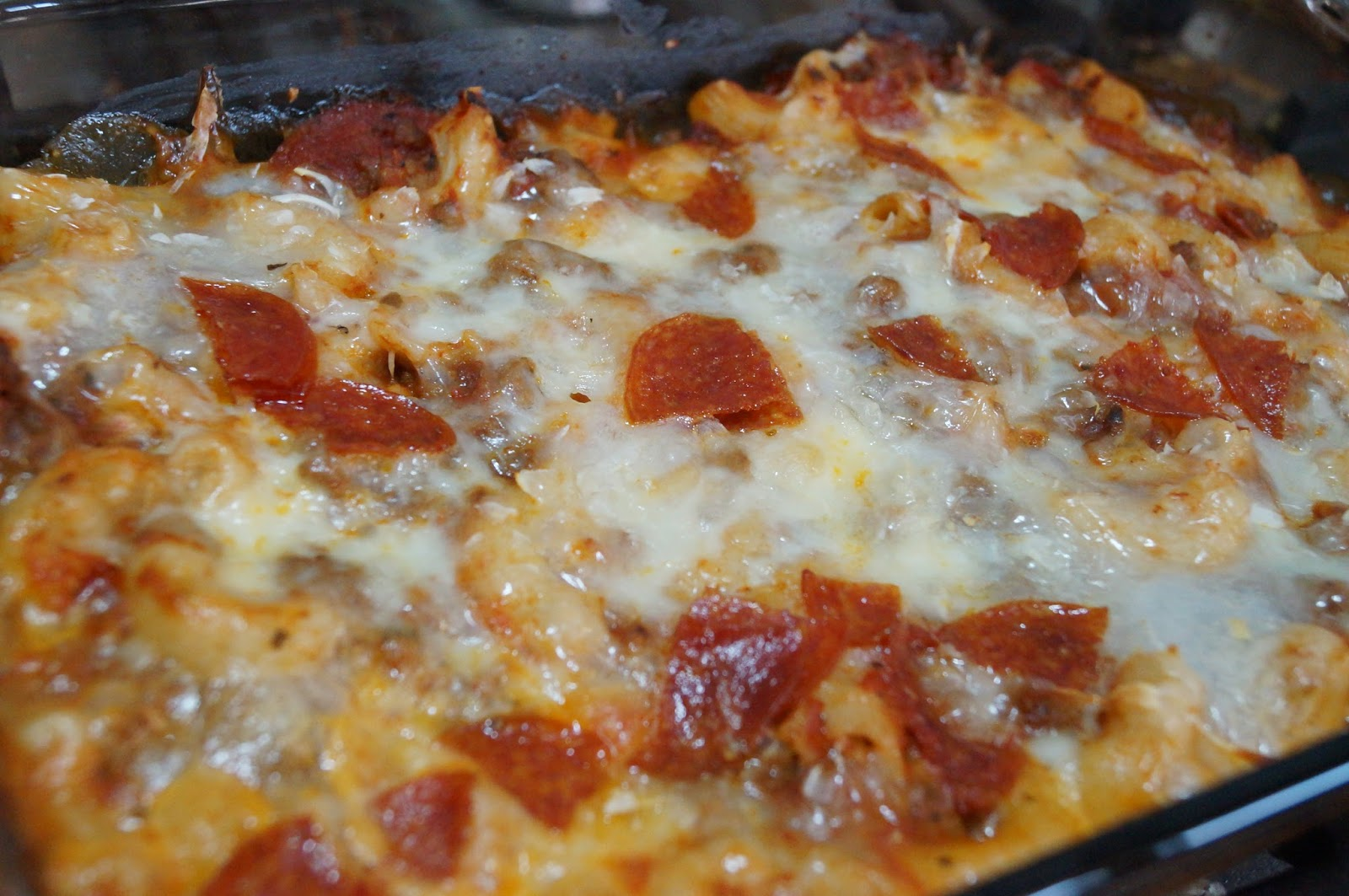 In the Kitchen with Jenny: Pizza Casserole