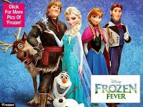 تحميل فيلم Frozen Fever 2015 ميديا فاير على اكثر من سرفر