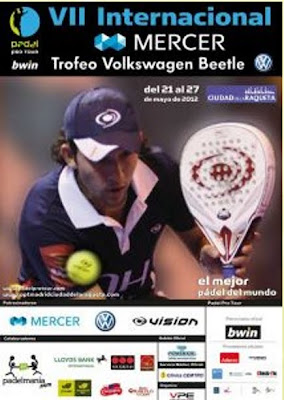 Internacional Padel Pro Tour Madrid 2012