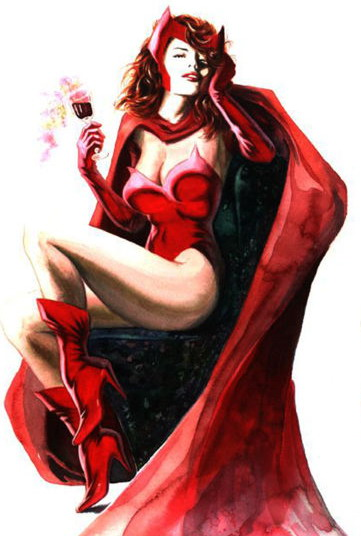 Scarlet Witch Character Review