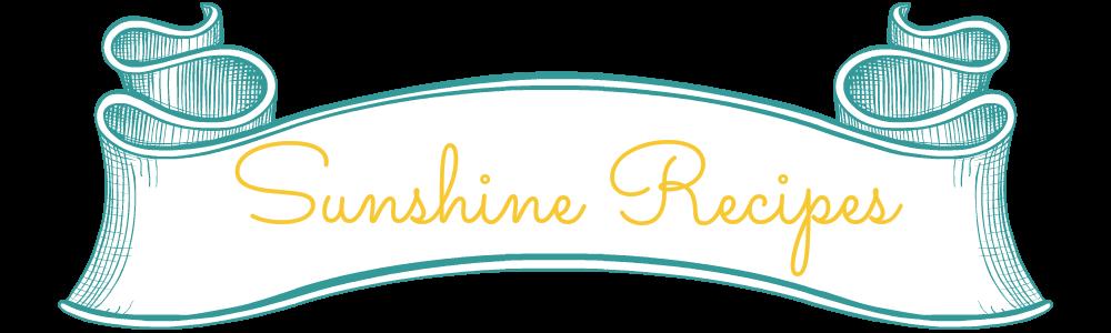 Sunshine Recipes