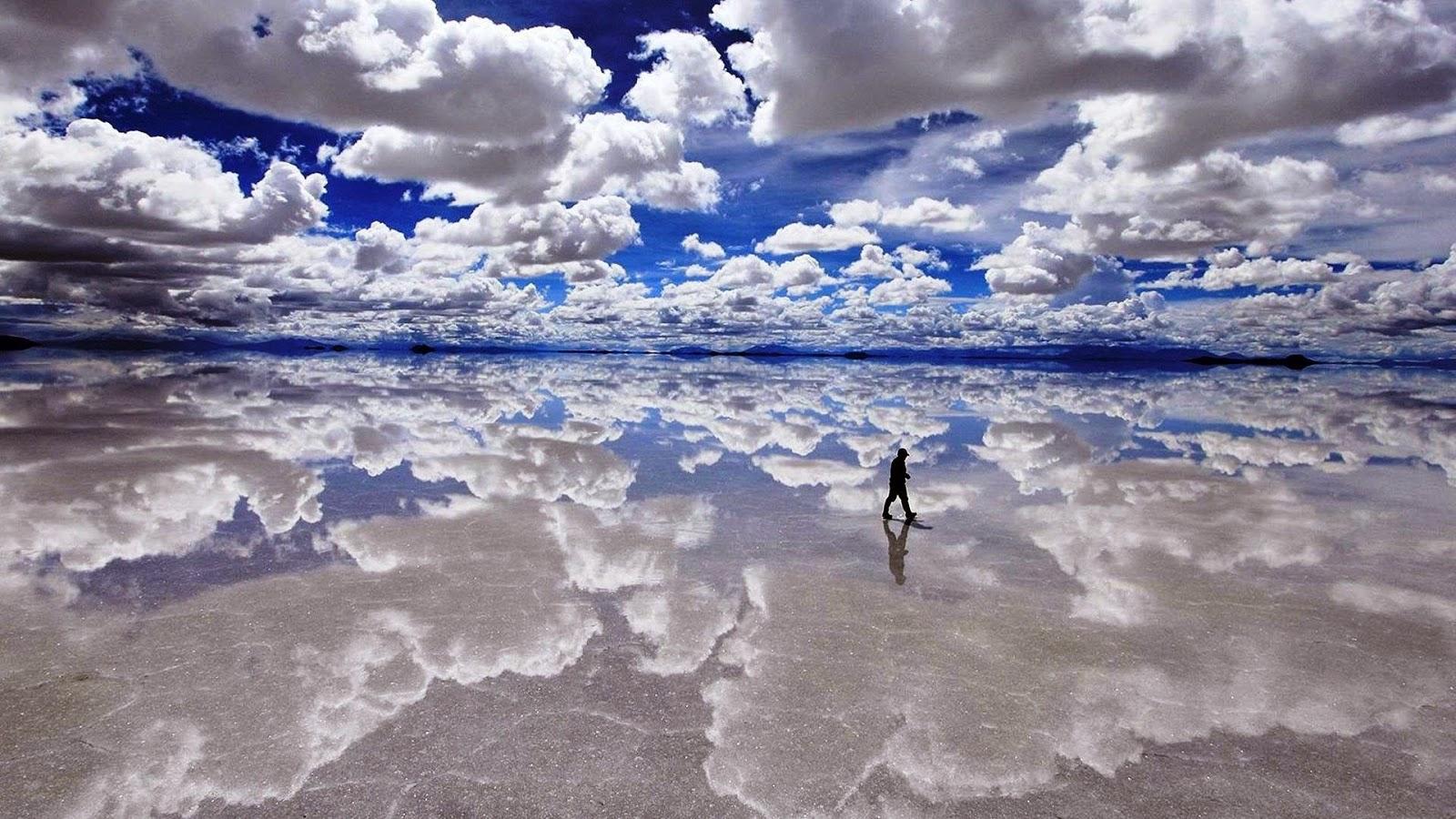 Resultado de imagen de La Tierra en un espejo