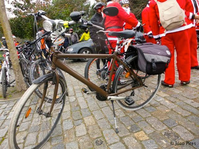 encontro de bicicletas clássicas