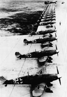 Bf 109 baru dibuat dan siap terbang