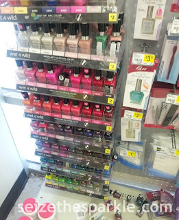 Wet n Wild Megalast Nail Polish at Dollar General
