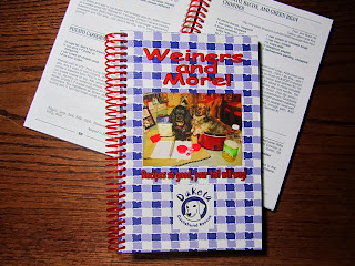 Dakota Dachshund Rescue Cookbook