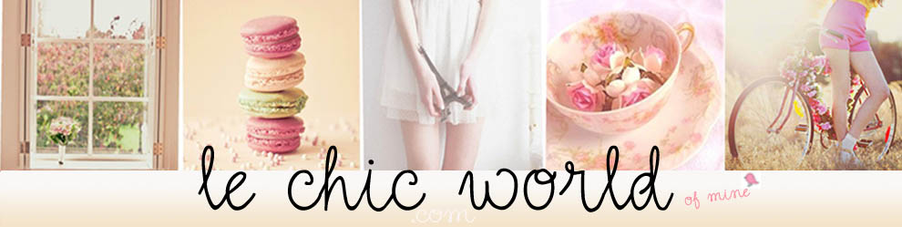 Le chic world of mine