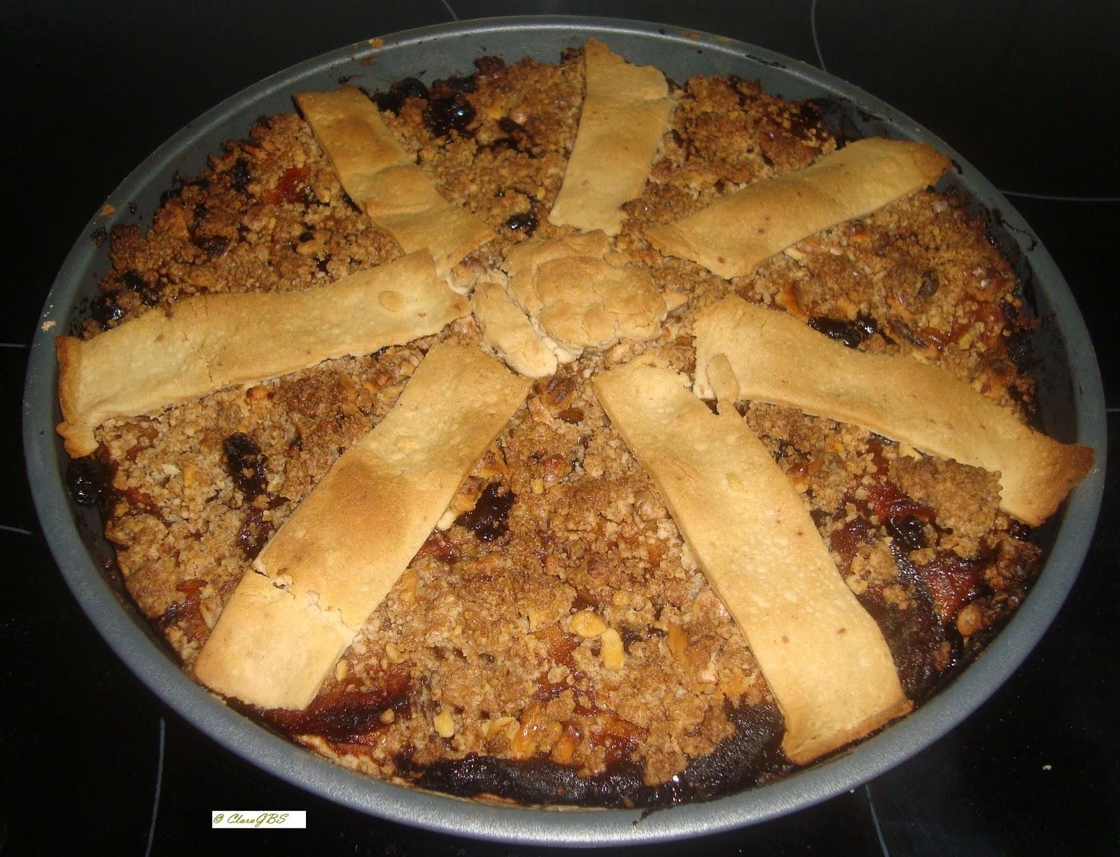 Cocinar es vivir y bordar tambi n tarta de manzana for Cocinar 180 grados