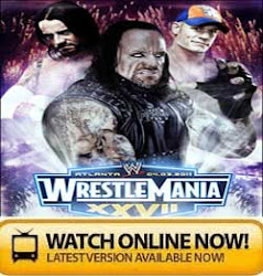 Watch WrestleMania 27 Online Stream - WWE Wrestlemania 27 Live ...