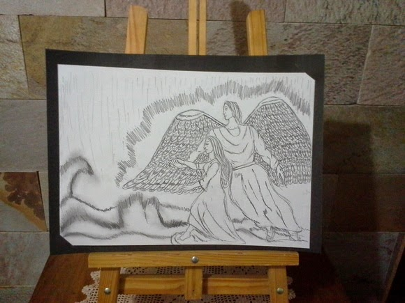--- Arte em Grafite --- Rafael Augusto Ignacio