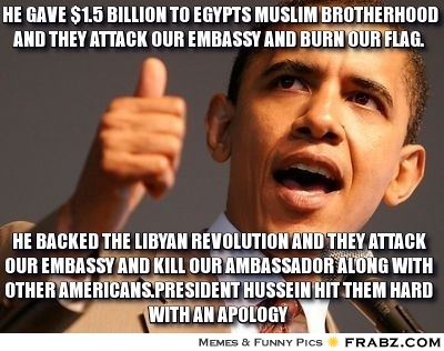 Obama and  the Muslim Brotherhood