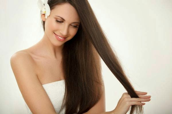 شعر جذاب , العناية بالشعر على طريقة هندية Hair Care