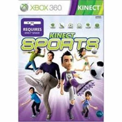 Xbox Kinect - Download video games