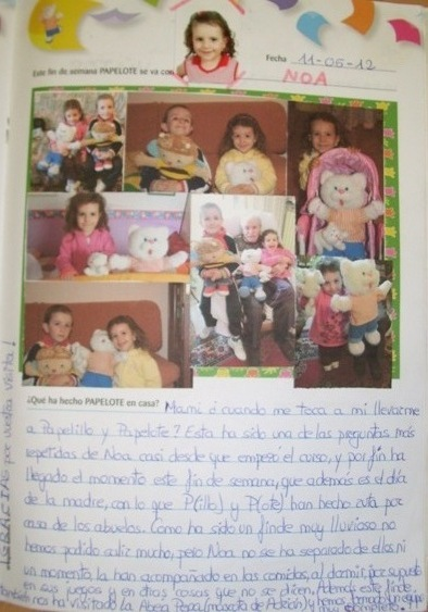 Pequeclase libro viajero curso 2o11 12 - La casa de la mascota ...