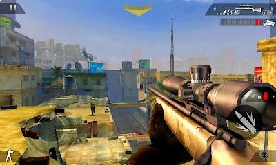 Modern Combat 2: Black Pegasus para Android e iPhone