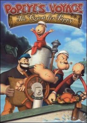 descargar El viaje de Popeye – DVDRIP LATINO