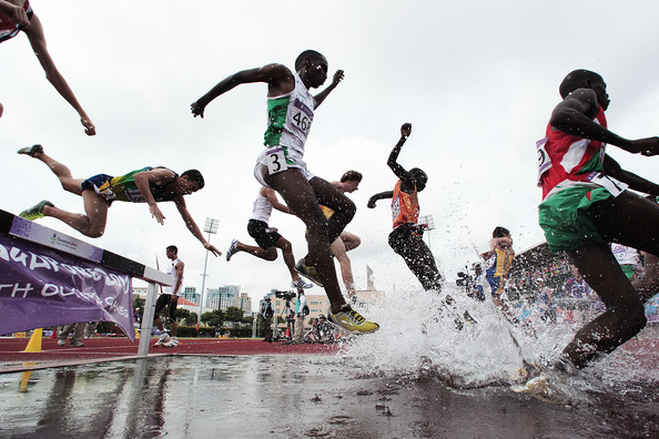 Recover Your Stride Steeplechase Fails
