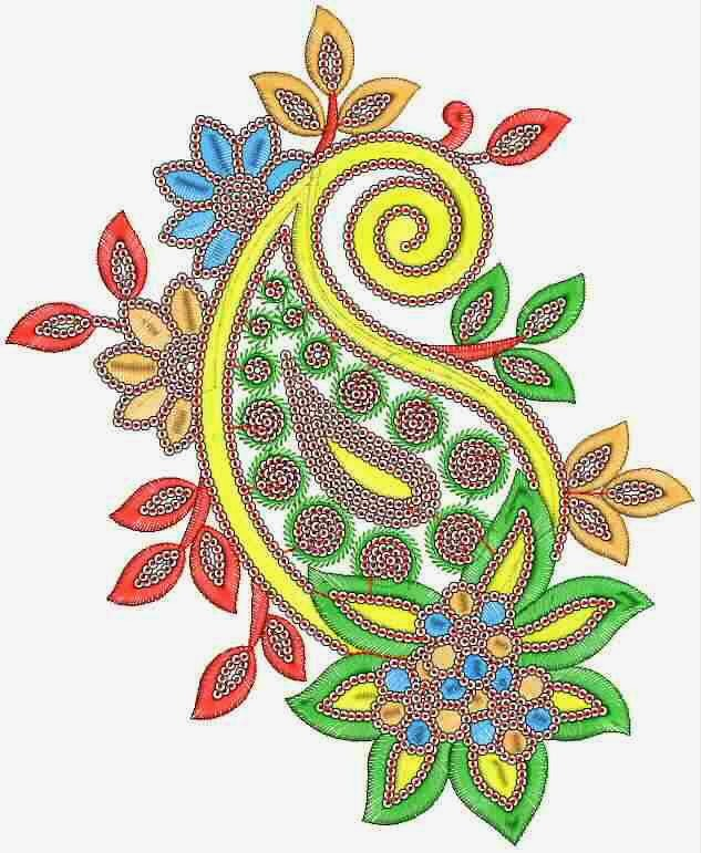 Embdesigntube Exclusive Range Of Embroidery Patches Designs