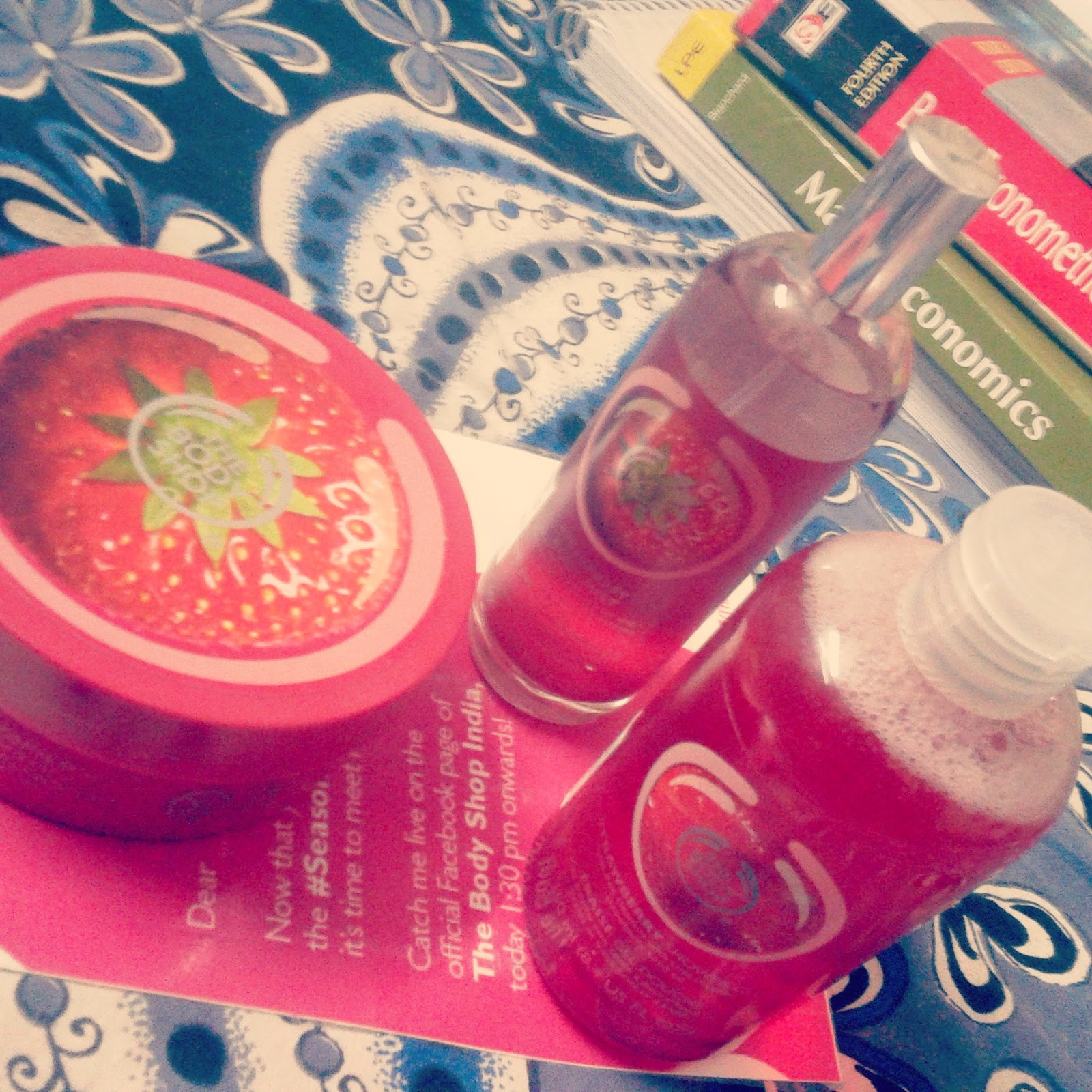 Product Review | The Body Shop's #SeasonsMustHave