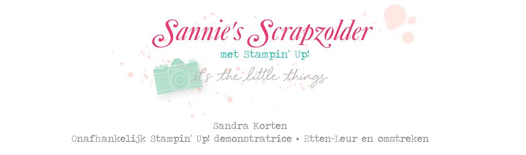 Sannie's Scrapzolder