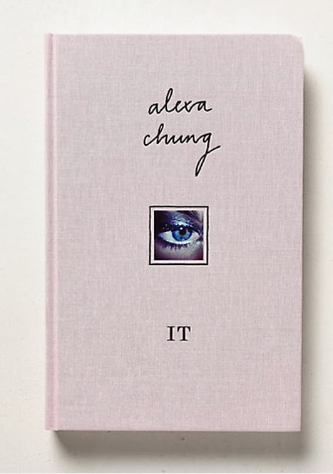 Alexa Chung's Debut Book: IT