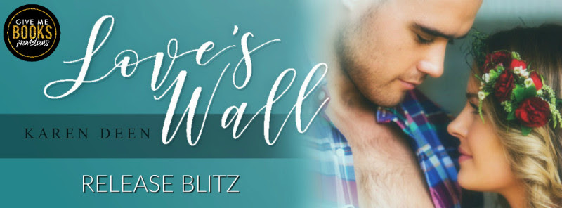 Love's Wall Release Blitz