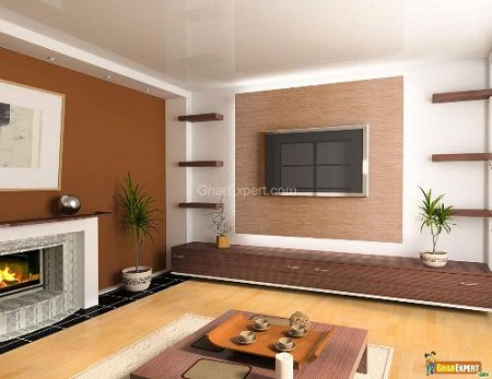 living room paint and desain ideas