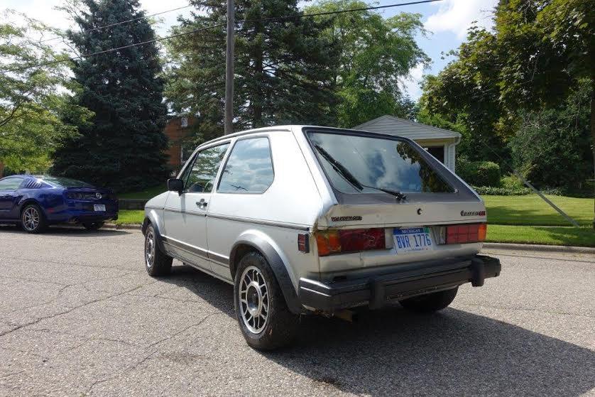 Original 1984 VW GTI - Buy Classic Volks