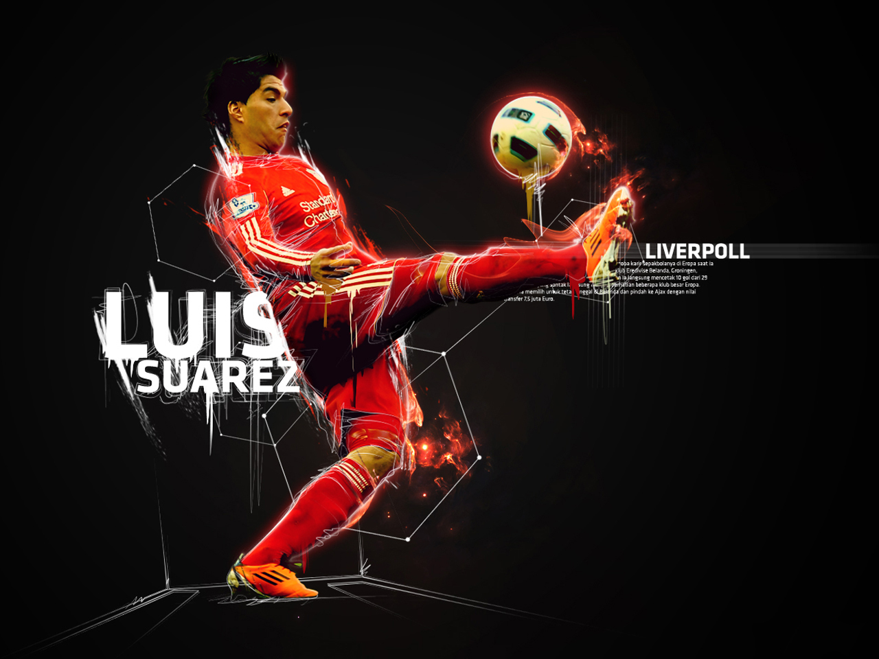 Luis suarez liverpool fc wallpaper suarez wallpaper all about liverpool fc video - Suarez liverpool wallpaper ...