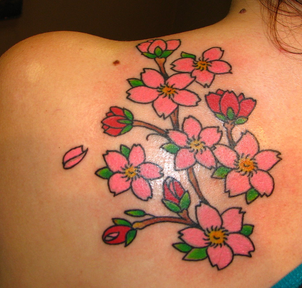 Tattoo Designs Girls: Allentryupdate24: Shoulder Tattoo Designs For Girls