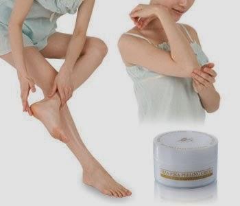 Jaga Kulit Sikut Tumit Lutut dari keriput dan kering.