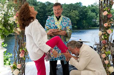 La gran boda, una comedia con un magnífico reparto. 4