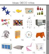 Decoración elegante para la Habitación de los Niños con escritorios decoracioìn elegante para la habitacioìn de los ninìƒos