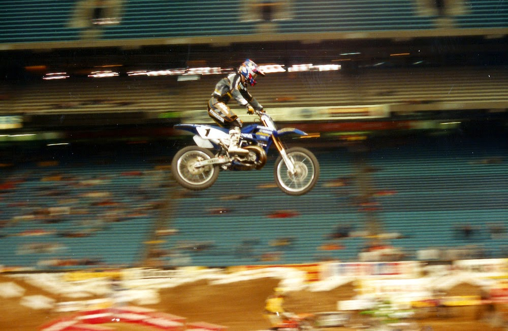 Jeremy McGrath 2000 Pontiac SX