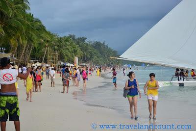 Boracay Island Coastline