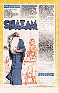 Shazam Hechicero