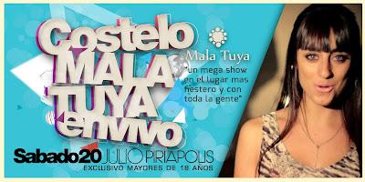 Flyer Mala Tuya