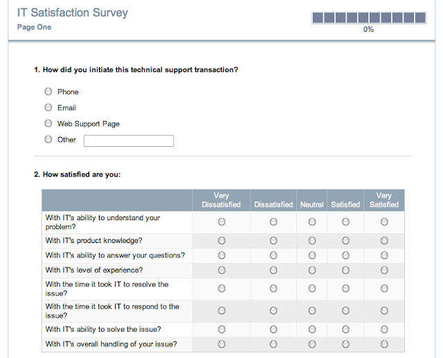 Background Questionnaire Template