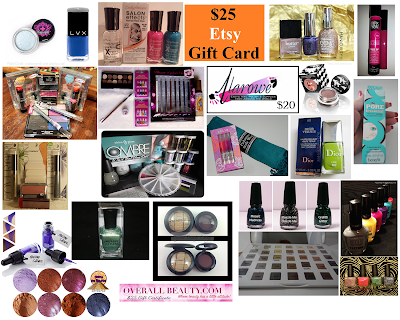 L O Z L O S A: Spring Beauty Essentials Multi-Blog Giveaway!