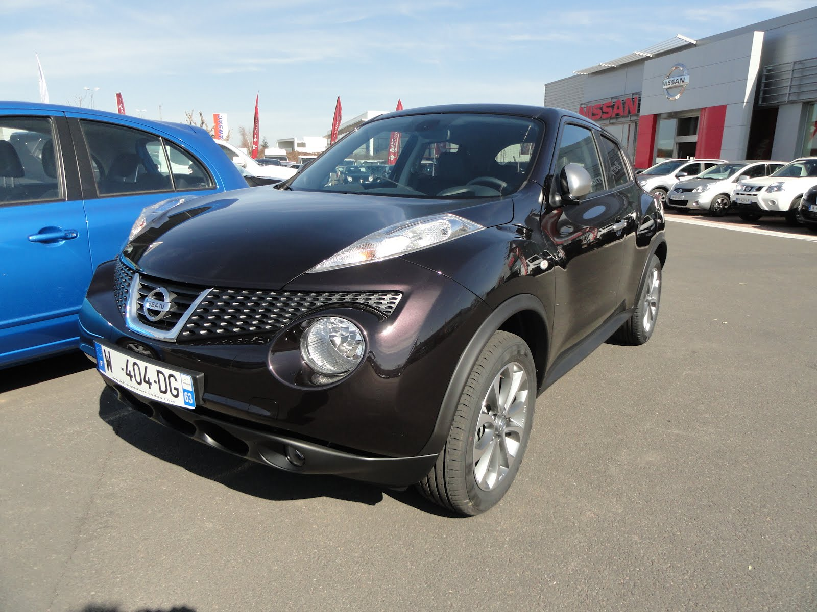 le juke de val rie nissan juke urban premium en concession. Black Bedroom Furniture Sets. Home Design Ideas