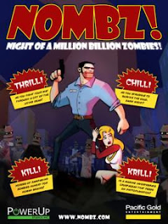 N.O.M.B.Z : Night of a Million Billion Zombies Full Version