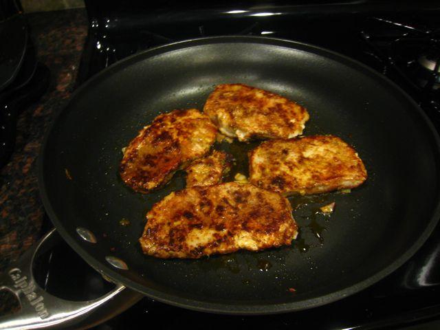 Spirals & Spatulas: Garlic Lime Pork Chops