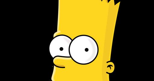 Cartoon characters png - Bart simpson nu ...