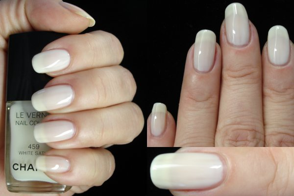 White Nail Polish Is About To Become One Of The Hottest Beauty Trends This Summer Blad Especially Likes Chanel