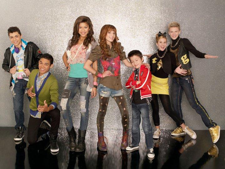 Shake It Up (serie de televisión) - Wikipedia, la