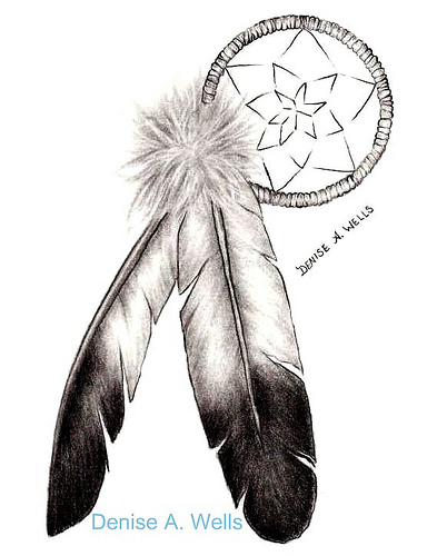 "The Abenaki solar deity 'Kisosen' meaning ""Sun-Bringer"" was tattoos as ..."