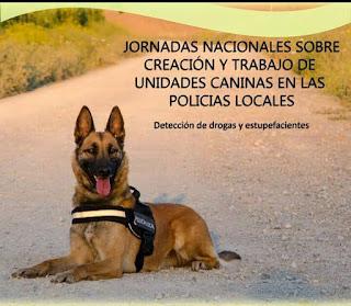 JORNADAS NACIONALES DE UNIDADES CANINAS