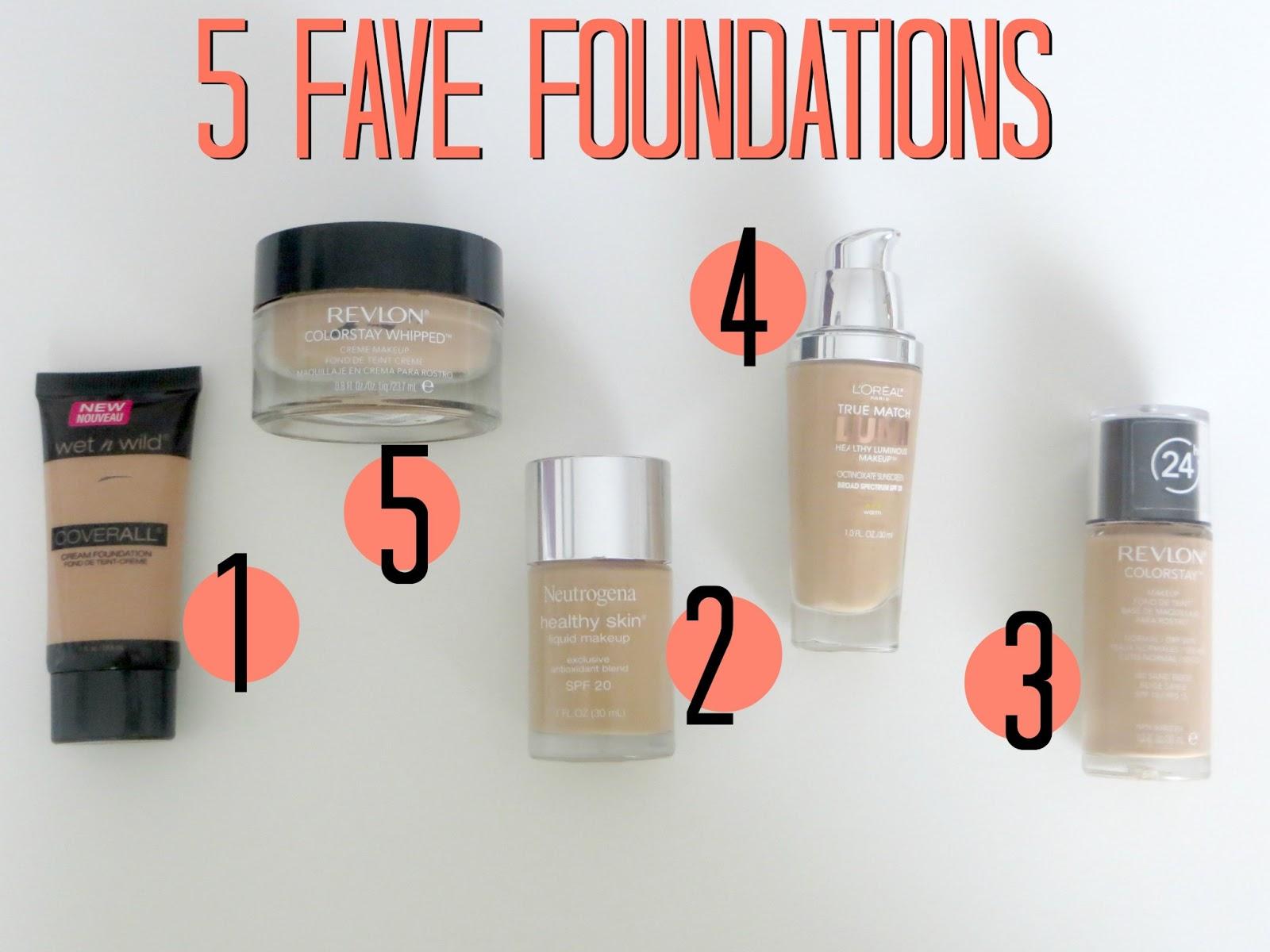 Best drugstore foundations for dry skin best foundation for older