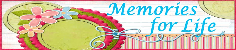 Memories for Life Scrapbooks