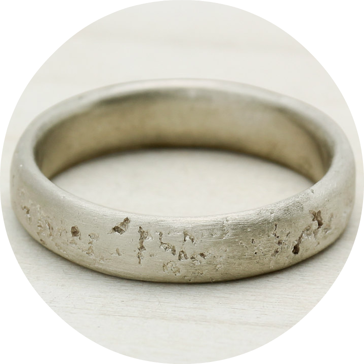 https://www.etsy.com/ca/listing/178652615/cement-wedding-band-4mm-concrete?ref=sr_gallery_2&sref=sr_8928d1b91b13acdd84f71731fc45364a32043f8274c18838aa68b923a09a0062_1397675091_14577792_concrete&sref2=MTc4NjUyNjE1%3AY29uY3JldGU.%3AMTQ1Nzc3OTI.%3AY29uY3JldGUgcmluZyBtZW5z%3AdzE.%3AMTM5NzY3NTA5MQ..%3AMjoxMzk3Njc1MDkxOkJod1pCY3g5dTlmM0p5VWZ5MHM5aXdnX09ZTXo6eGJJcWdDaDRZNUgwem95ejhfSXlSZ1NHVFUwVzowODQyMDZkNTA2ZDg2Yjc2MGJmOWQyM2MxZDcxNTYzOTY2MmU3YTkz%3A6e163c19f0a36b8c86b9a517c0171521e2cc999c&ga_search_query=concrete+ring+mens&ga_order=most_relevant&ga_ship_to=CA&ga_search_type=all&ga_view_type=gallery